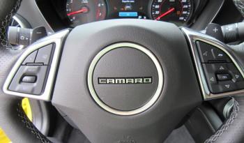 CHEVROLET CAMARO 6.2 ESSENCE 452 CV AUTOMATIQUE full