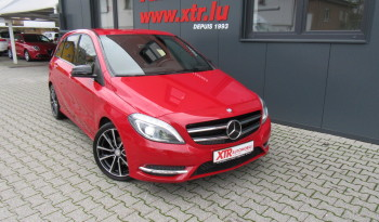 MERCEDES B 200 – 1.6 ESSENCE 156 CV AUTOMATIQUE full