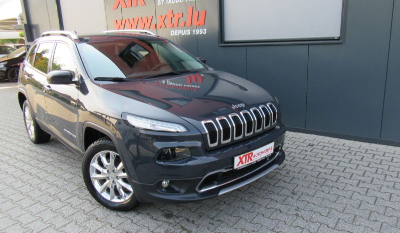 JEEP CHEROKEE 2.2 D 200 CV AUTOMATIQUE 4X4 full