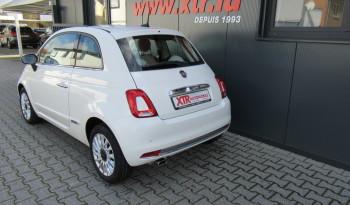 FIAT 500 1.2 ESSENCE 69 CV AUTOMATIQUE –  tva rec. full