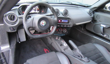 ALFA ROMEO 4 C 1750 turbo essence 240 cv / tva rec. full