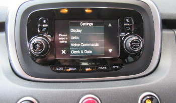 FIAT 500 X 2.0 JTD 136 CV 4X4 BOITE AUTOMATIQUE full