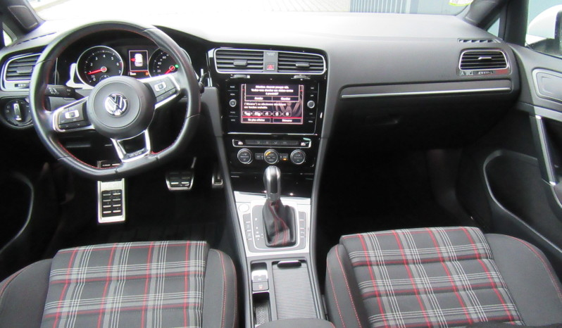 VW GOLF 7 2.0 GTI 230 CV DSG full