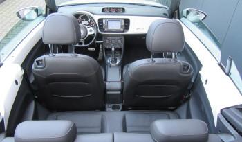 VW BEETLE 2.0 TDI CABRIOLET 150 CV DSG full