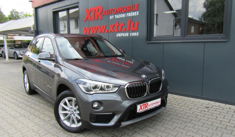 BMW X1 S DRIVE18D tva rec. 2.0 D 150 CV full