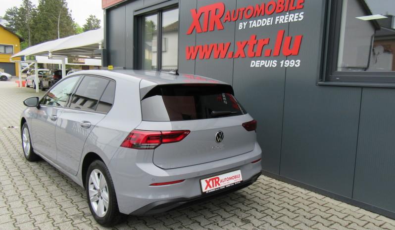 VW GOLF 8 – 2.0 TDI 150 CV DSG – LIFE 3  tva tec. full