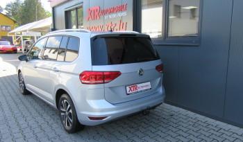 VW TOURAN 2.0 TDI 116 CV DSG – IQ – 7 PL  tva rec. full